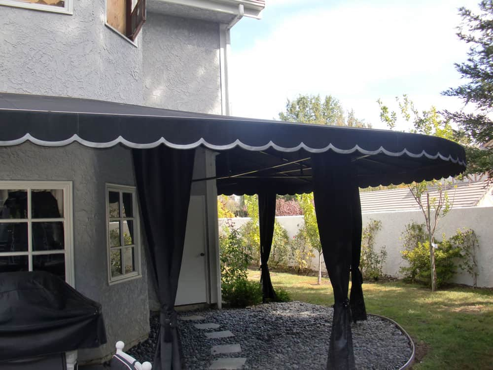 Sark Custom Awnings - Custom Canopy (3)