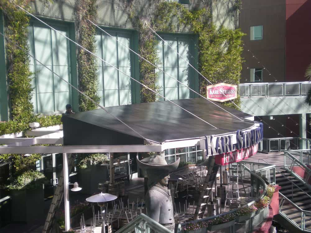 Sark Custom Awnings - Custom Shape Awning (53)