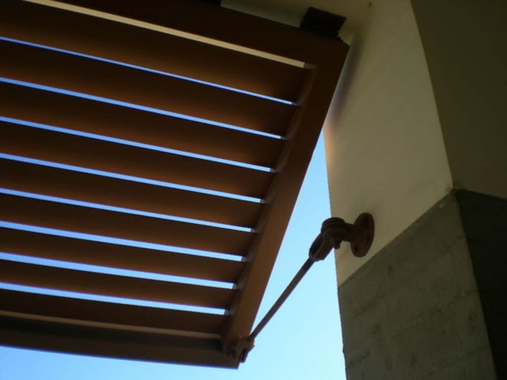 Sark Custom Awnings Metal Awning 44