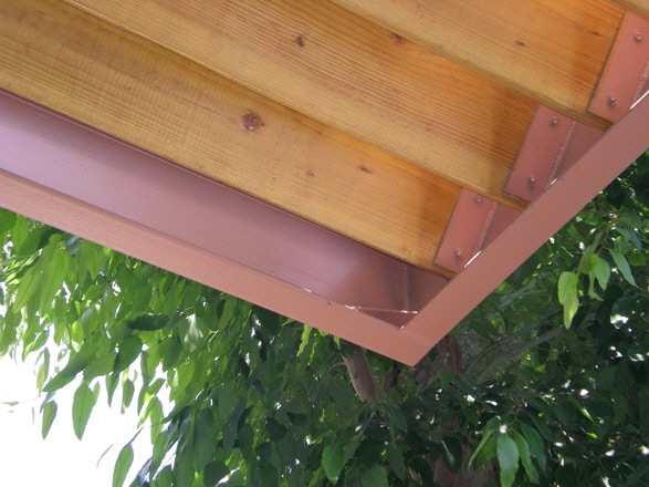 Sark Custom Awnings Metal Awning 57