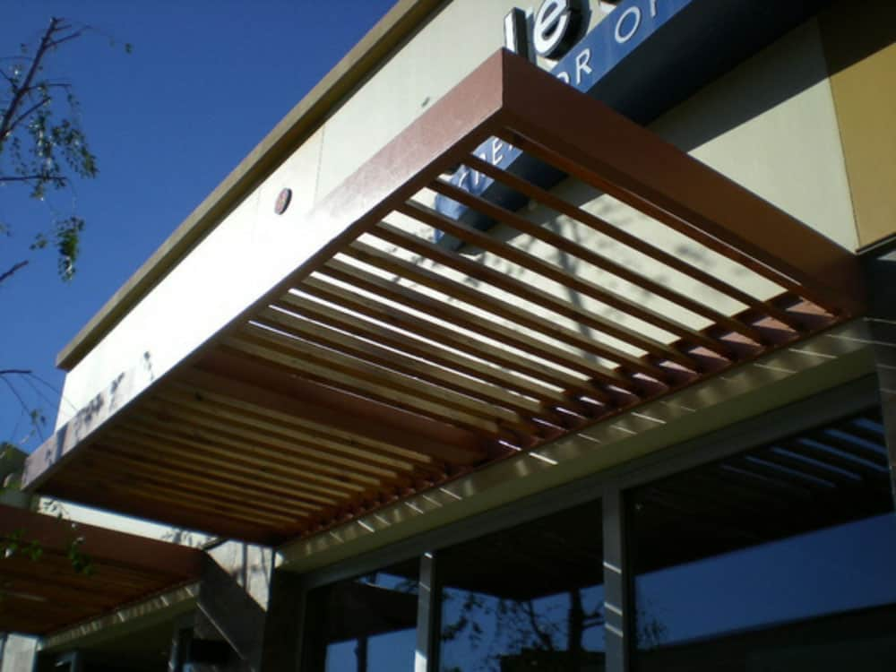 Sark Custom Awnings Metal Awning 75