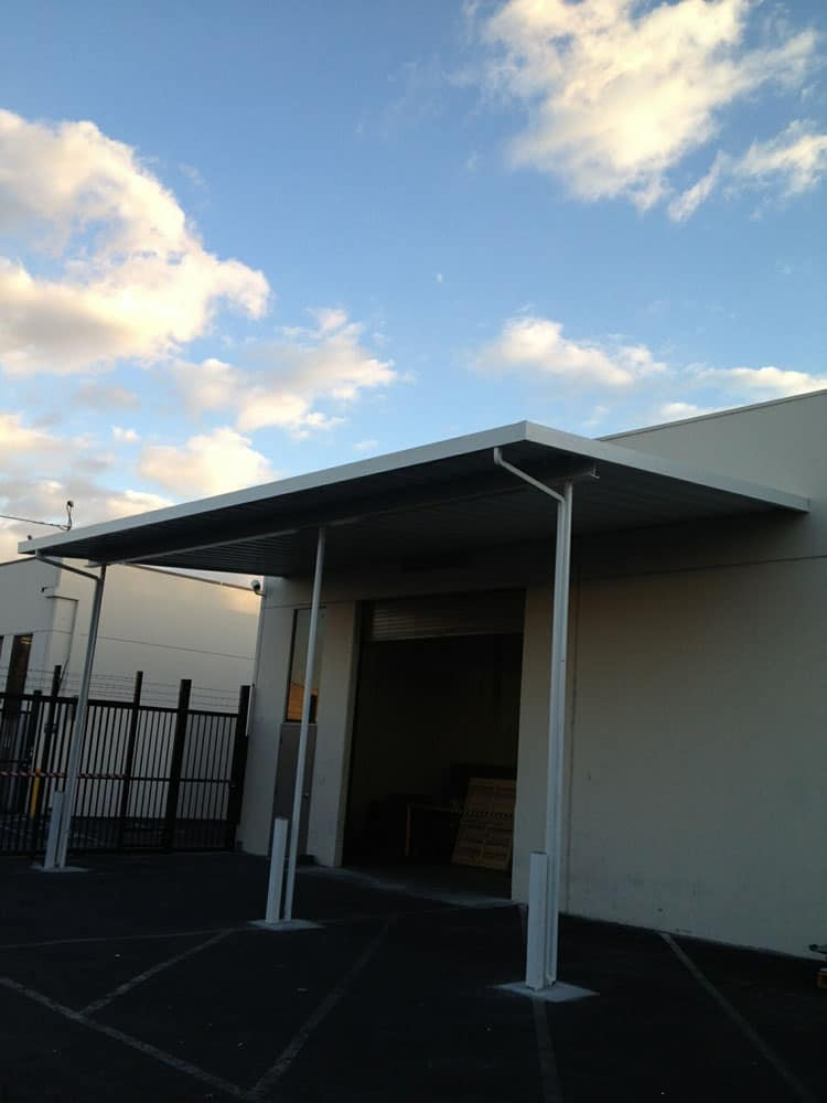 Sark Custom Awnings Metal Awning 77