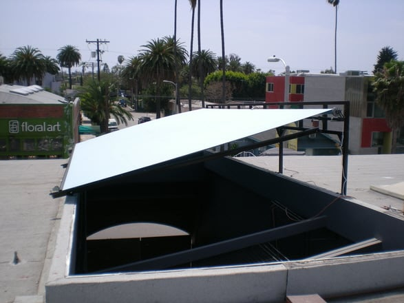 Sark Custom Awnings Skylight Awning 3