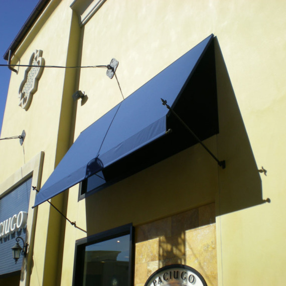 Gallery Spear Style Awnings Sark Custom Awnings